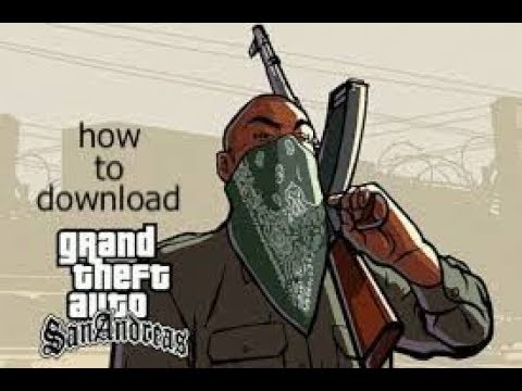 How To Download Grand Theft Auto San Andreas On Mac