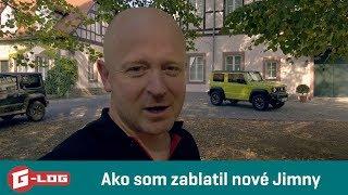SUZUKI JIMNY  2018 - OFFROAD 4x4 - Prvá jazda - GARAZ.TV