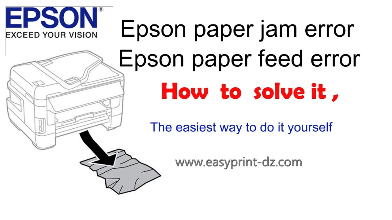 5 Fixes For The 0xF1 Epson Printer Error [SOLVED] - The