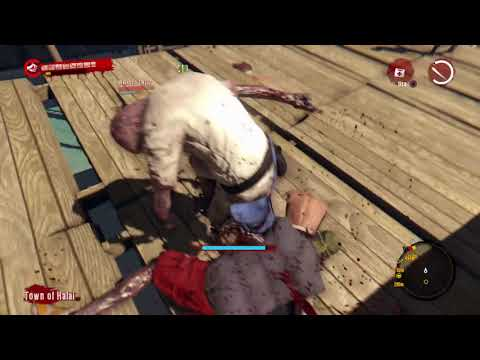 Dead Island: Riptide - Definitive Edition: For those that just like to watch. |