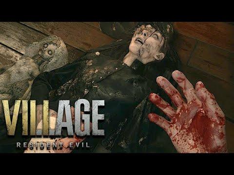 Resident Evil 8 Village PS5 Gameplay Deutsch #16 - Angie & Donna Beneviento Boss Fight