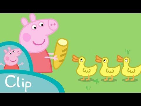 Peppa Pig - School picnic (clip)