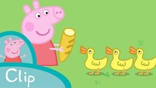 Peppa Pig - School Bus Trip (clip)