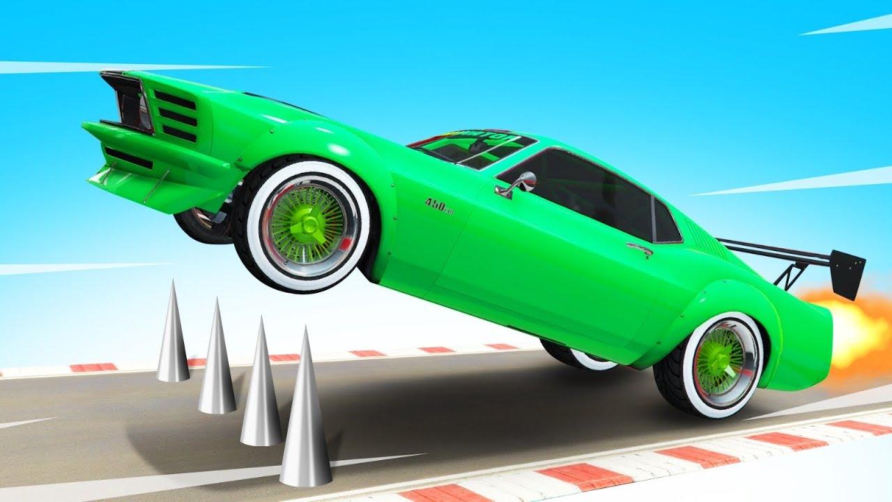 *NEW* FASTEST WHEELIE MUSCLE CAR In GTA 5! (DLC)