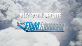 New Flight Simulator 2020 Update! (July 25th)