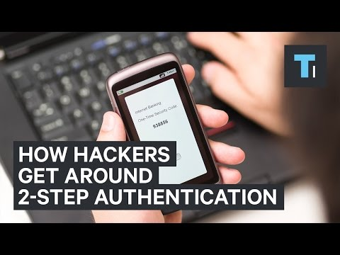 Here's How Hackers Can Get Around 2-factor Authentication