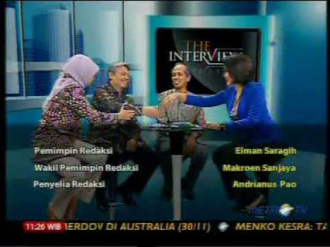 The Interview... Pembangkit Listrik Tenaga Mikro Hidro (PLTMH)