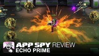 Echo Prime iOS iPhone / iPad Gameplay Review - AppSpy.com