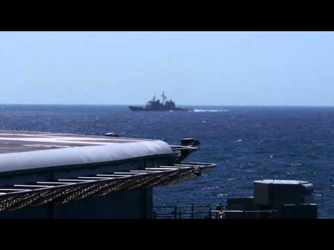Carrier Cruise   HD 1080p