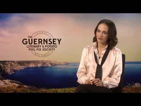Jessica Brown Findlay: 'I write letters all the time'