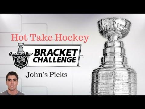 NHL Stanley Cup Playoff Bracket 2018 | John's Picks