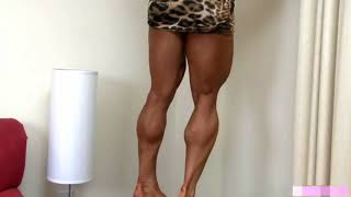 Female Muscle Legs Sexy 77