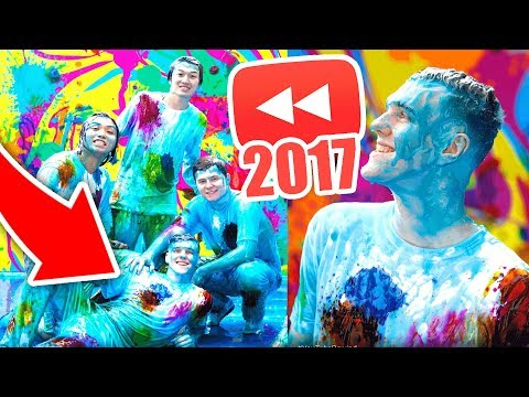 Download Youtube: I WAS IN YOUTUBE REWIND 2017