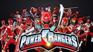 All Power Rangers theme song 2015 - Nightcore + Mashup (Mighty - Megaforce)