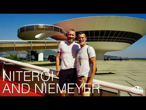 Niterói and Niemeyer / Brazil Travel Vlog #184 / The Way We Saw It