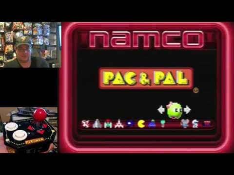 Namco Plug & Play TV Games (2008) Part 3 - Game Play