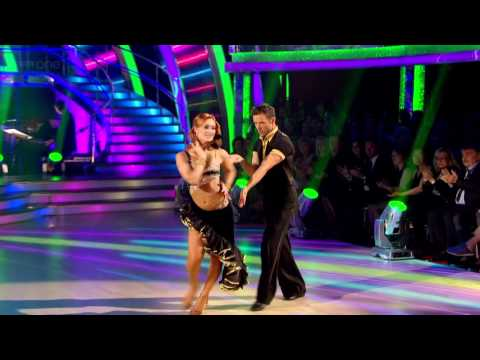 Harry Judd & Aliona Vilani  Cha Cha Cha  Strictly Come Dancing 2011  Week1