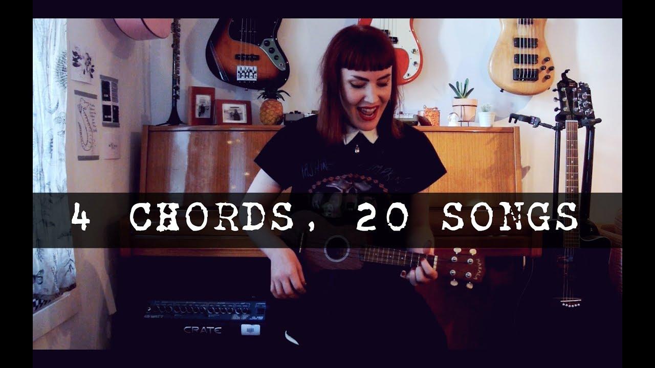 4 chords 20 songs for ukulele em c g d youtube 4 chords 20 songs for ukulele em c g d hexwebz Gallery