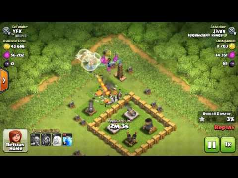 How to do best attack in coc