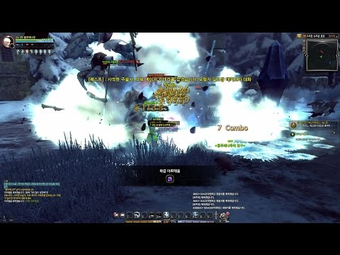 Dragon Nest - Silver Hunter Game Play #3 (LV25)