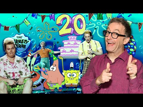Tom Kenny on Why We Need SpongeBob Now More Than Ever - YouTube