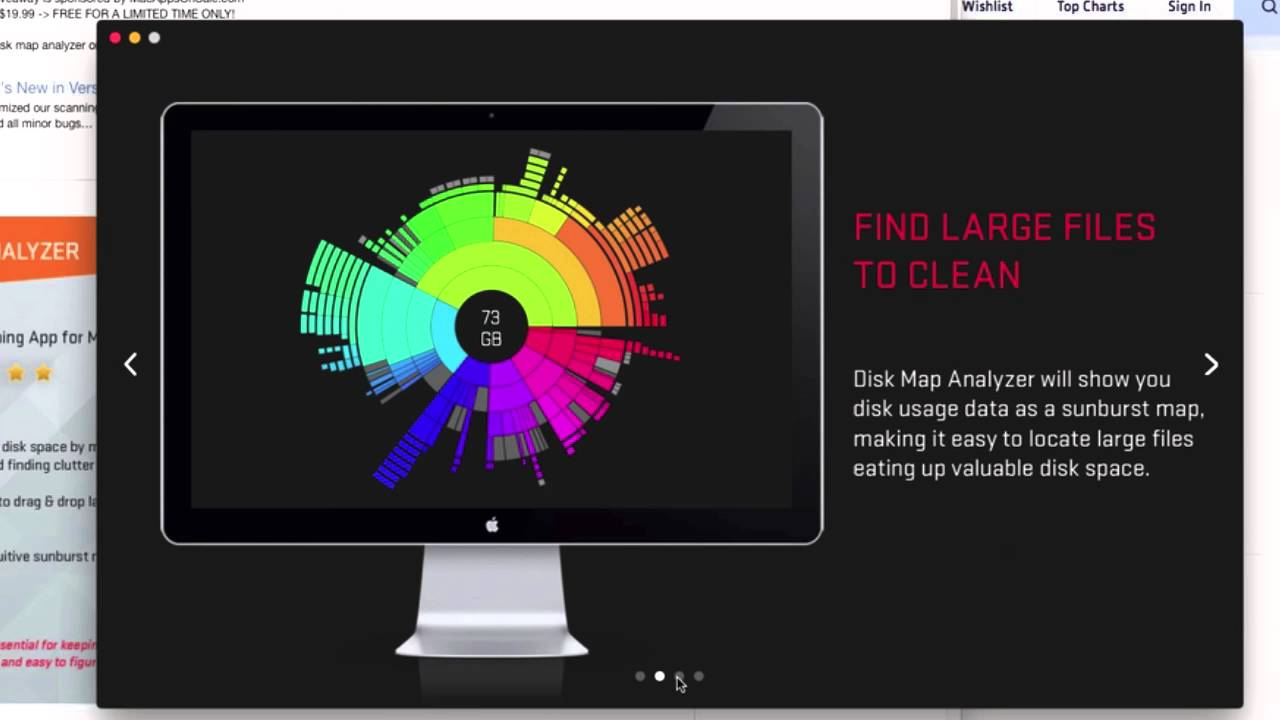 Disk Map yzer on OS X - YouTube Disk Map on