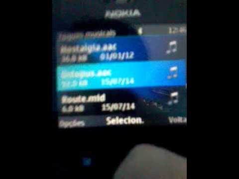 Nokia asha 205 ringtones