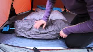 Nemo Strato Loft Sleeping Bag - The Warming Store