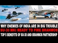 INDIA'S ENEMIES IN FEAR AS SU-30 MKI READY TO FIRE BRAHMOS (TOP 5 BENEFITS OF BRAHMOS INTEGRATION)