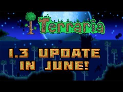 Terraria 1.3 UPDATE | В июне на Begun Channel
