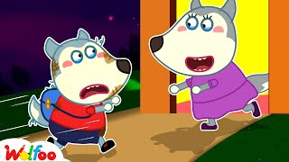 Mommy!!! Wolfoo Misses Mom! - Wolfoo Comes Back Home - Kids Stories About Family | Wolfoo Channel