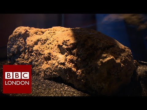 'Monster' Whitechapel fatberg unveiled at London museum – BBC London News