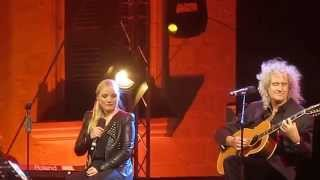 Brian May & Kerry Ellis - Love of My Life - Malta