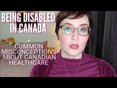 Disability & Canadian Healthcare Q+A
