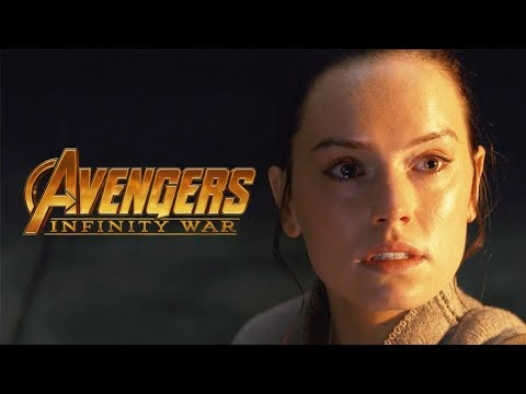 The Star Wars Saga Trailer – (Avengers: Infinity War Style)
