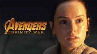 The Star Wars Saga Trailer – (Avengers: Infinity War Style)