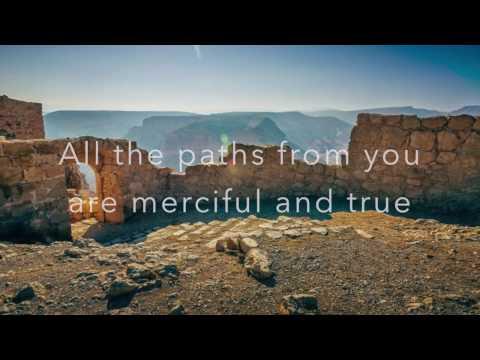 Psalm 25 Lyric Video   Exodus Road Band