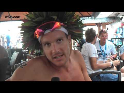 Ironman Hawaii 2015: Jan Frodeno im Siegerinterview
