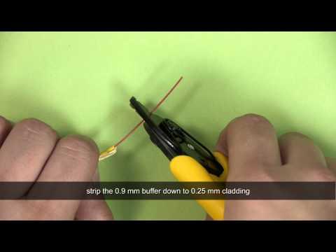 Optical fiber quick connectors