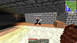 Funny Moments on Minecraft with friends Ep.1 Morph Mod Trolling