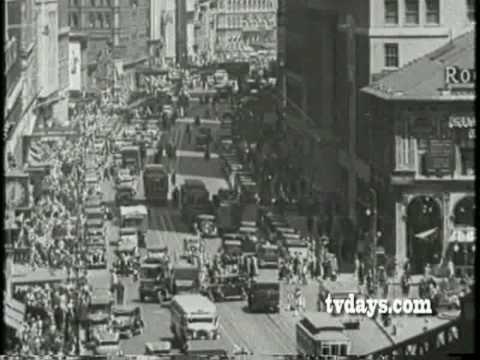 A TRIP DOWN BROADWAY  1930