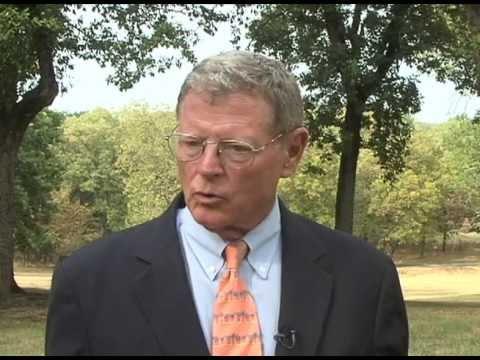 Jim Inhofe - Global Warming Debate
