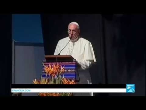 Pope Francis Sorry for Grave Crimes Against Native People | #WorldNews
