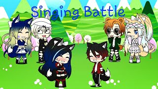 Singing Battle|Girls vs. Boys| •Gachaverse•