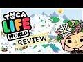 TOCA LIFE WORLD - REVIEW/FIRST IMPRESSIONS - TOCA BOCA