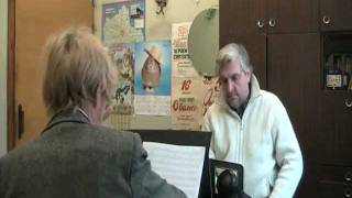 В музыкальной школе - класс синтезатора ( 09.02.12 г. )