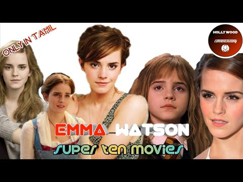 Emma Watson Super 10 Movies Only In Tamil Dubbed Youtube
