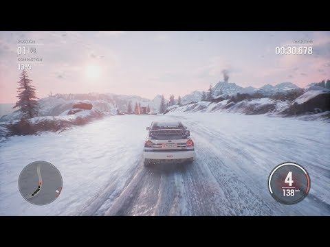 "Gravel - ""Ice and Fire"" DLC Playthrough - Iceland Cross Country Events"