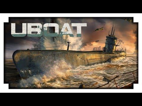 UBOAT Gameplay Español - Estrategia, Survival y Simuador Submarino
