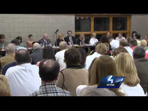 Mars school board members weigh proposed drilling